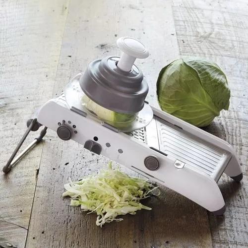 Cortador Fatiador De Legumes Mandoline Inox Pro Pl8 Slicer
