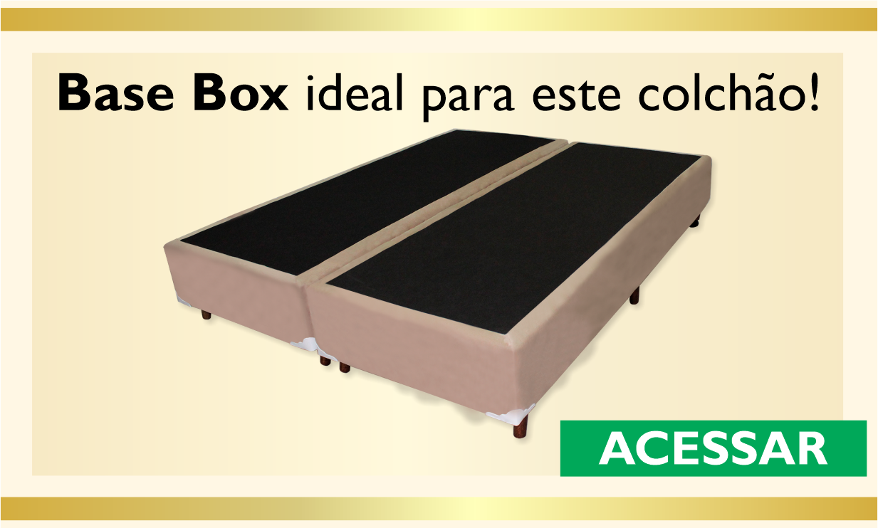 Base Box Queen Size 158x198