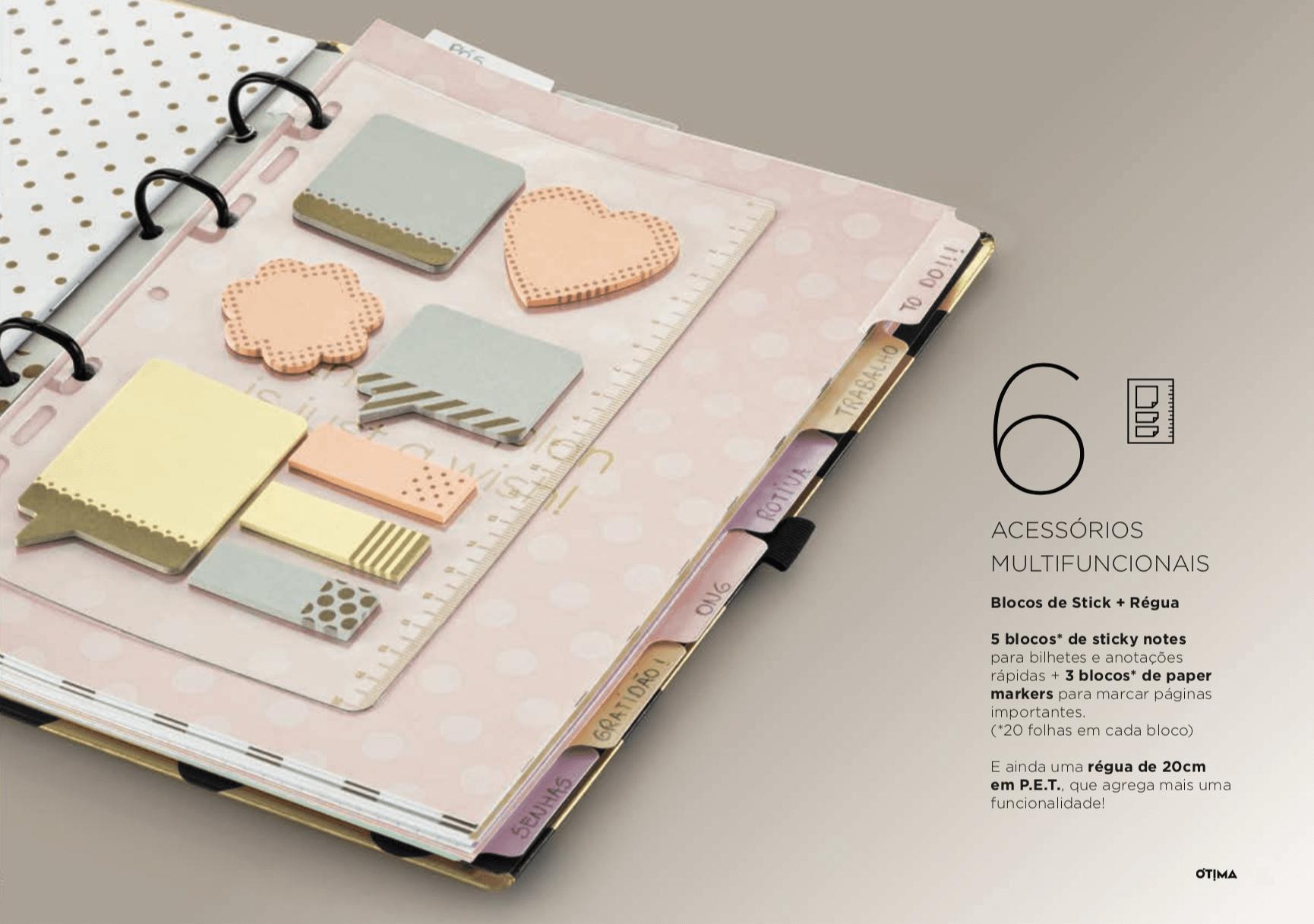 Planner Ótima Gráfica - Detalhes