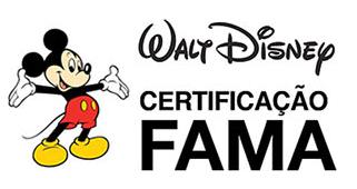 selo Disney Fama