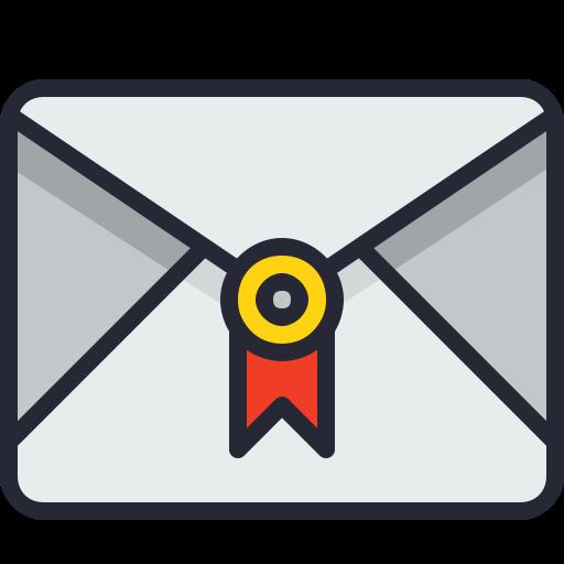 envelope do convite