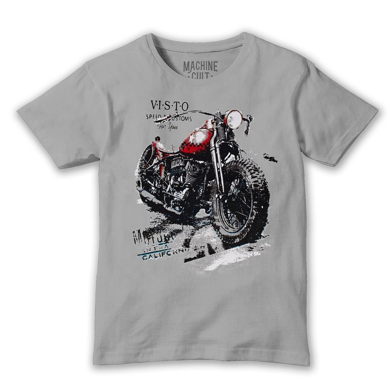 camiseta moto custom Presentes para Motociclistas