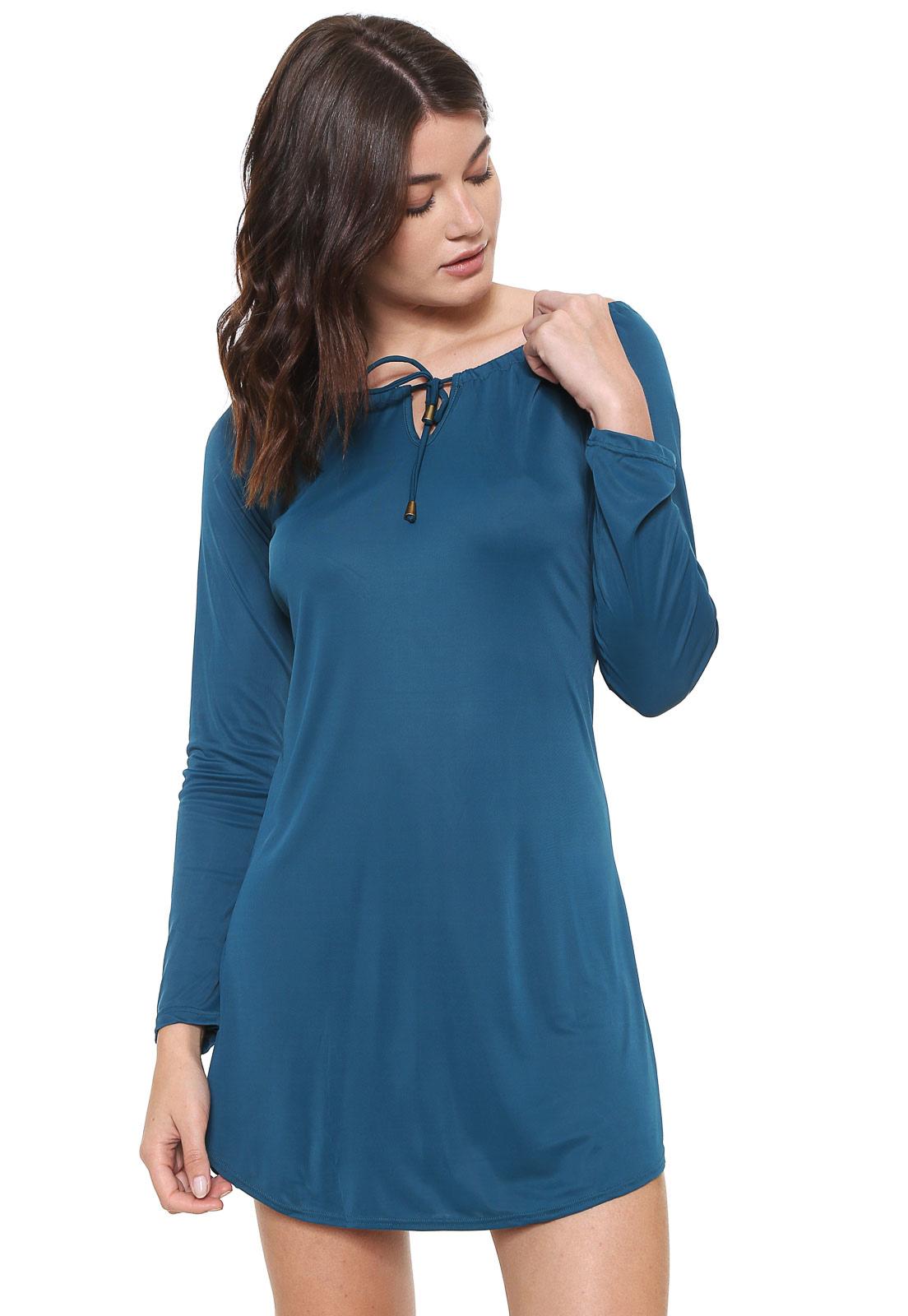 Resultado de imagem para vestido classic blue
