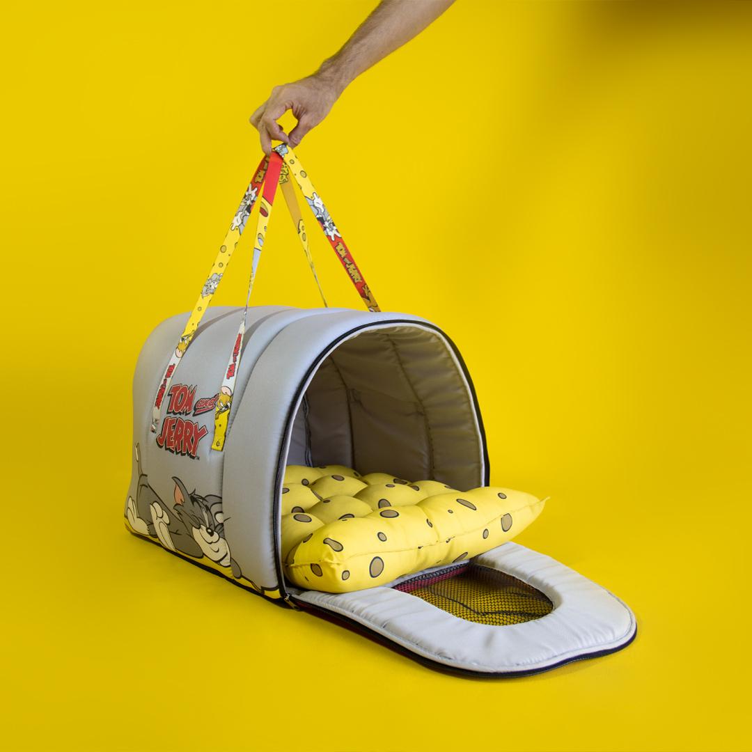 Bolsa de Transporte Tom & Jerry