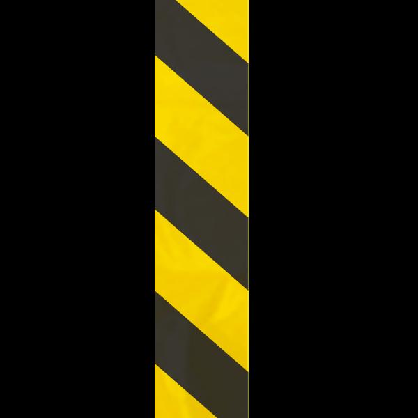 fita zebrada