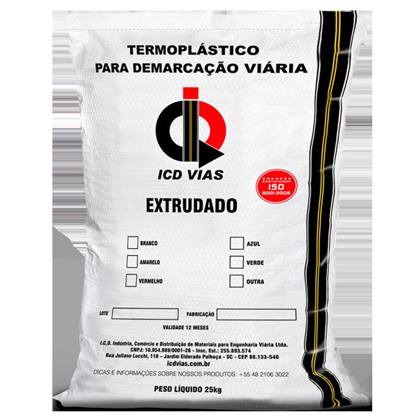 Termoplástico - Extrudado