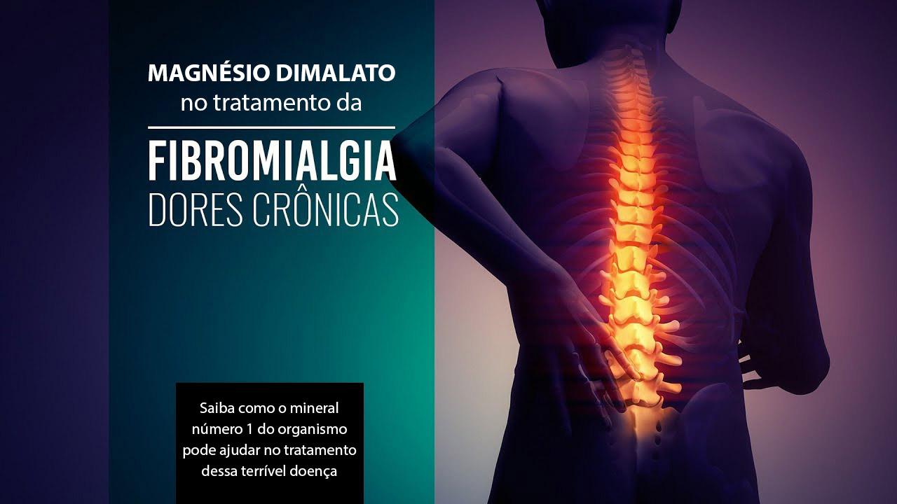 Magnesio Dimalato e Fibromialgia