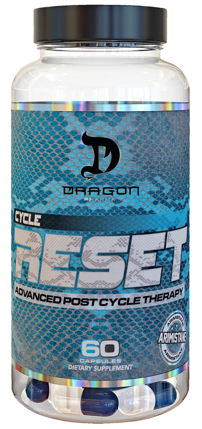 Cycle Reset Dragon Pharma - Primo Suplementos