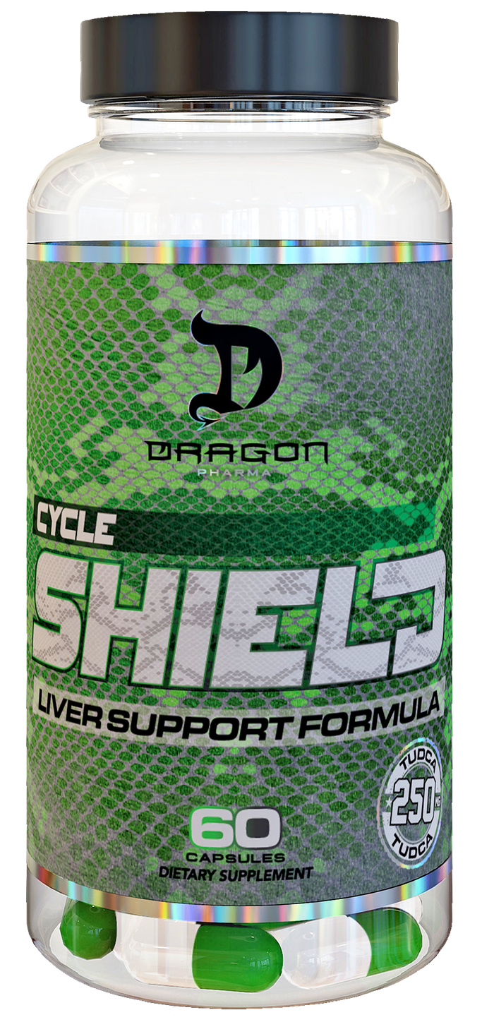 Cycle Shield Dragon Pharma - Primo Suplementos