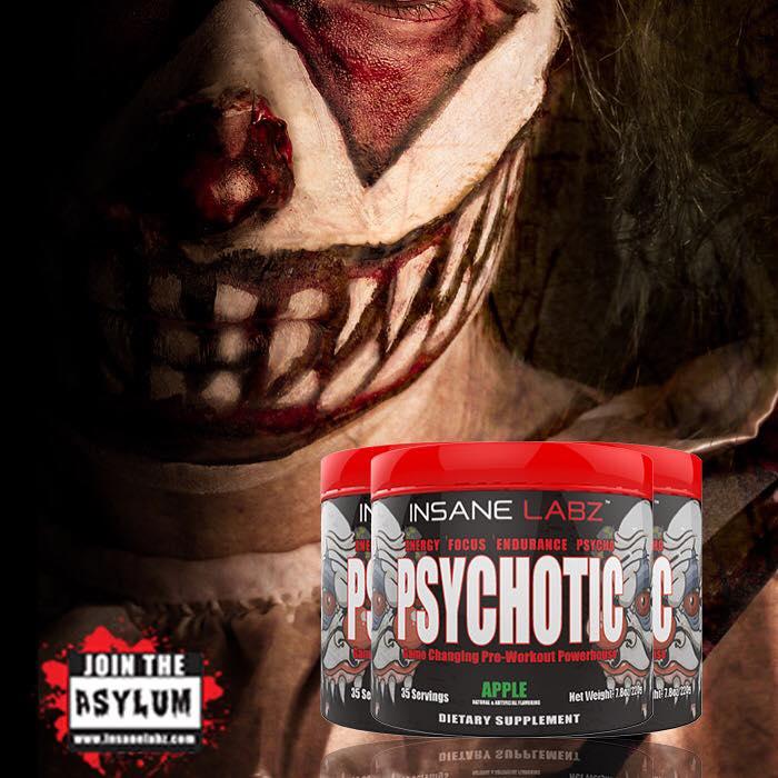banner-psychotic-insane-labz-primo-suplementos-palhaço