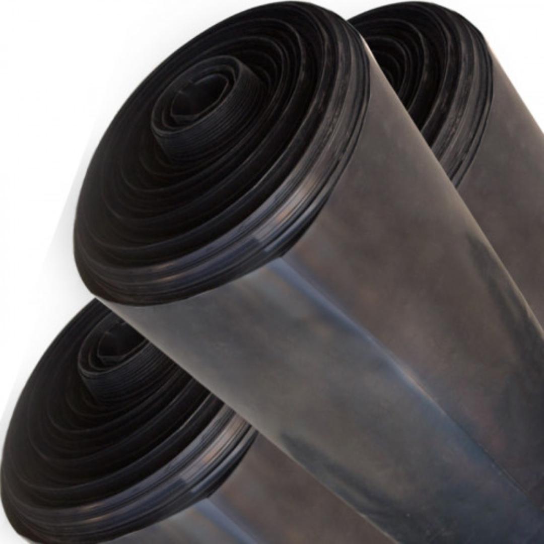 lona plástica preta 4x100 ref 60