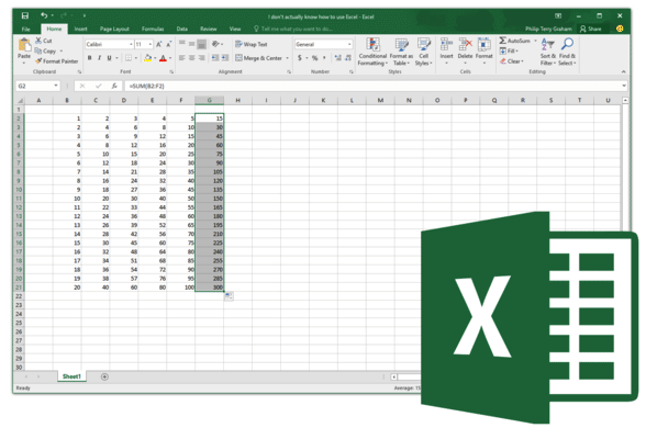 Excel office 2019