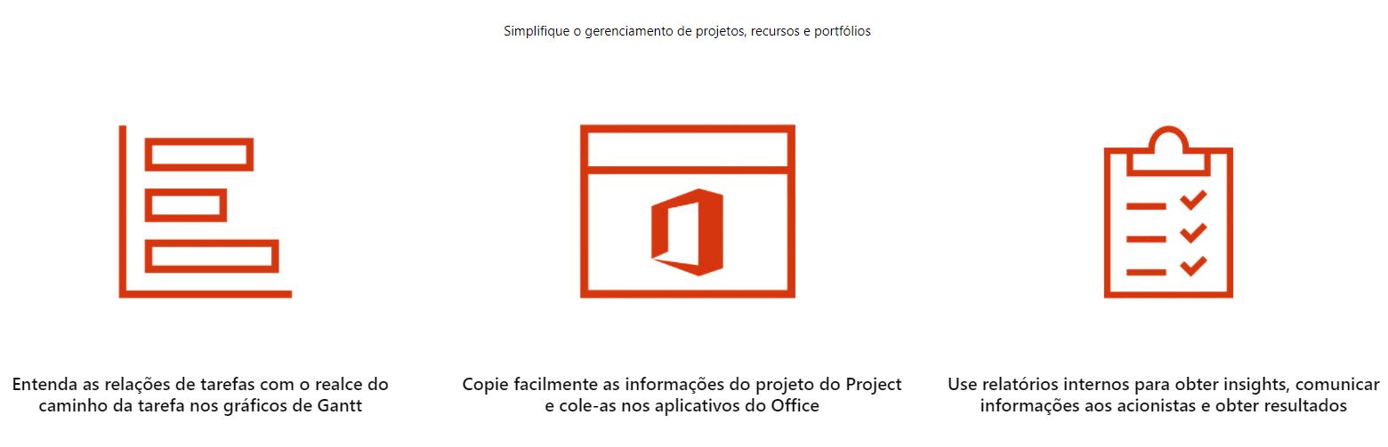 recursos microsoft project pro 2019