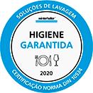 Higiene Garantida - Certificação Norma DIN 10534