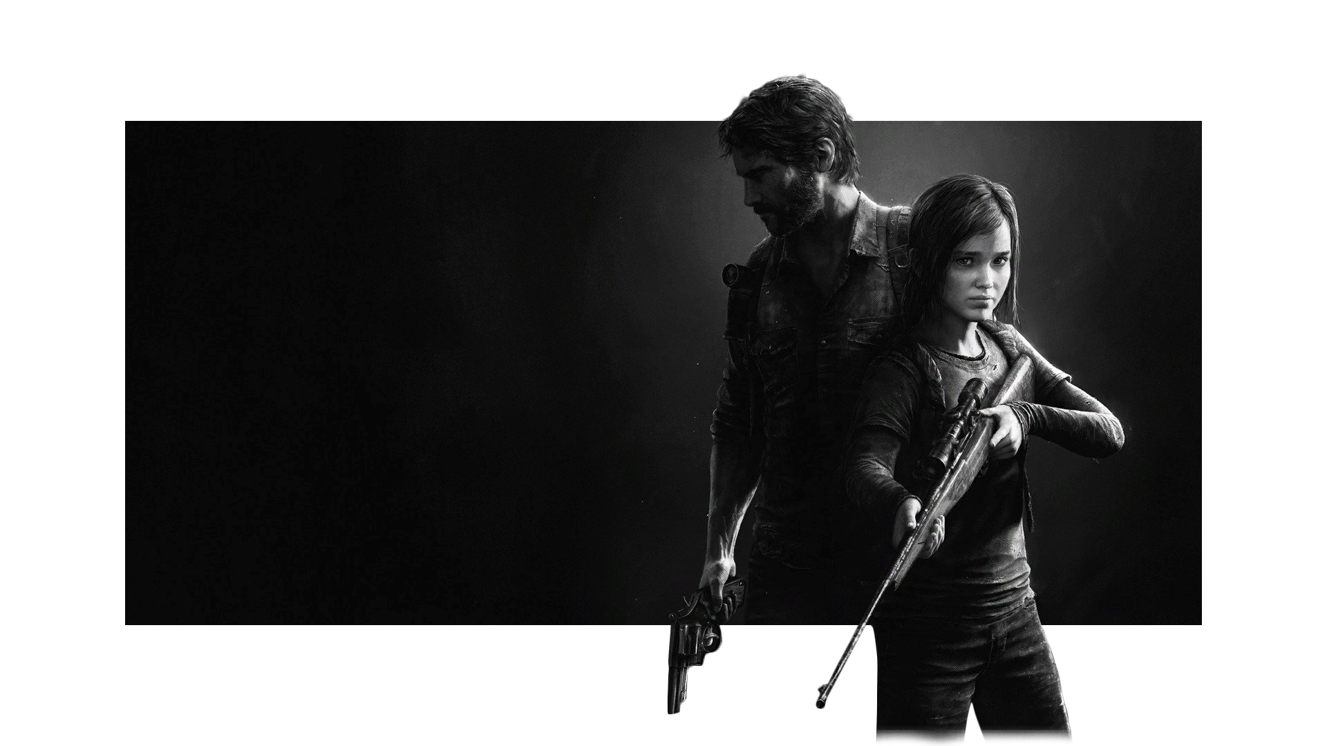 Banner do game The Last of Us Remastered para PS4