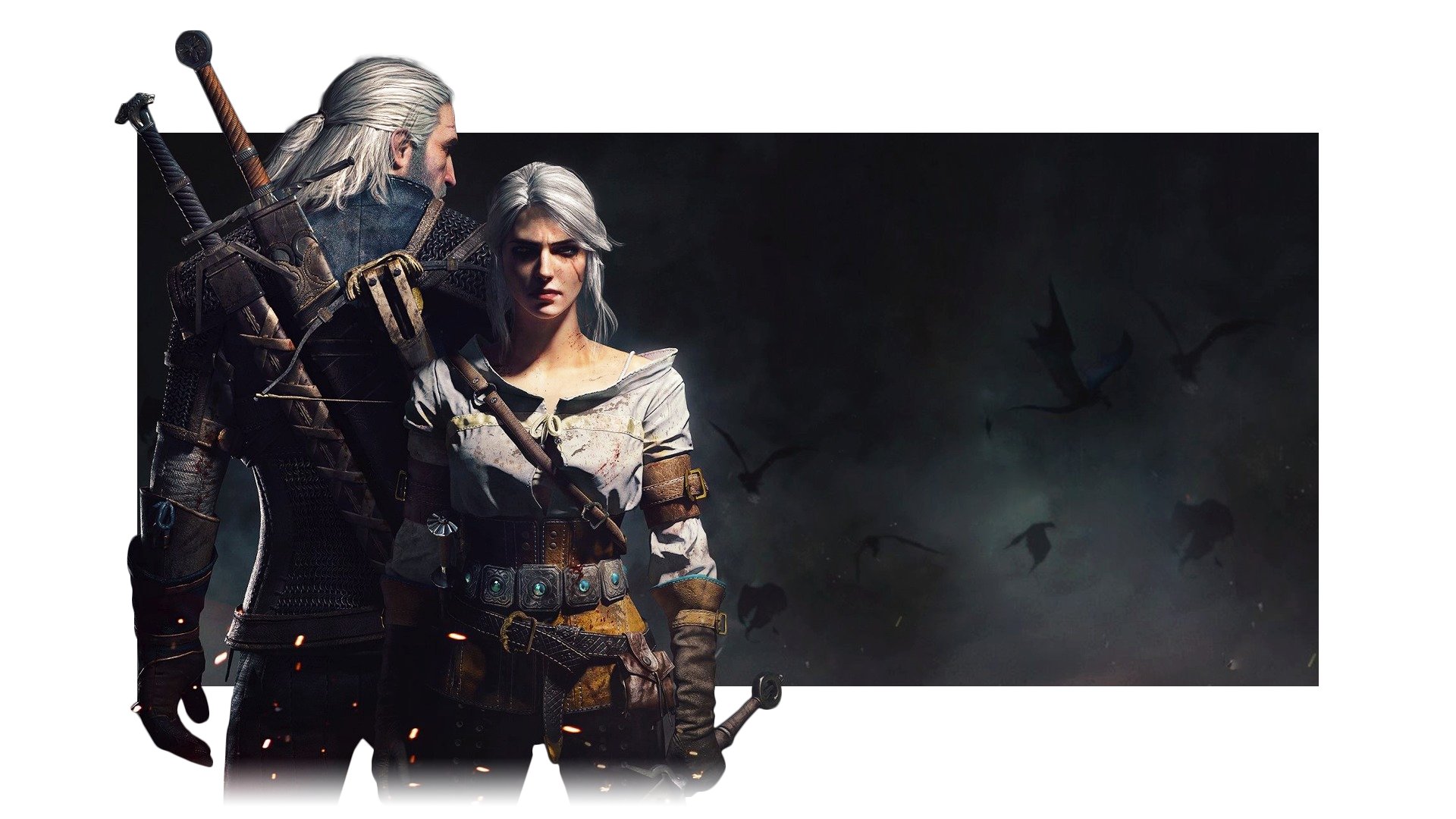 Banner do game The Witcher 3 Wild Hunt para PS4
