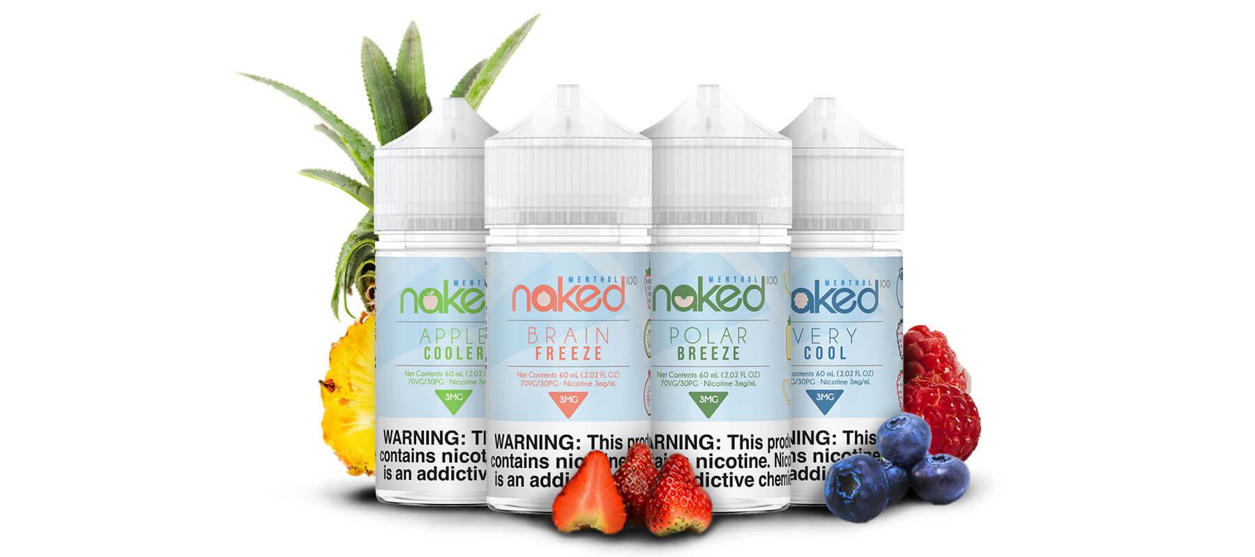 Naked 100 Juice Menthol