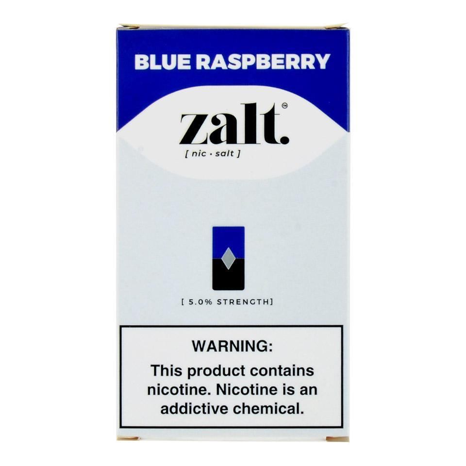 Pods C/ Líquido Blue Raspberry - Zalt