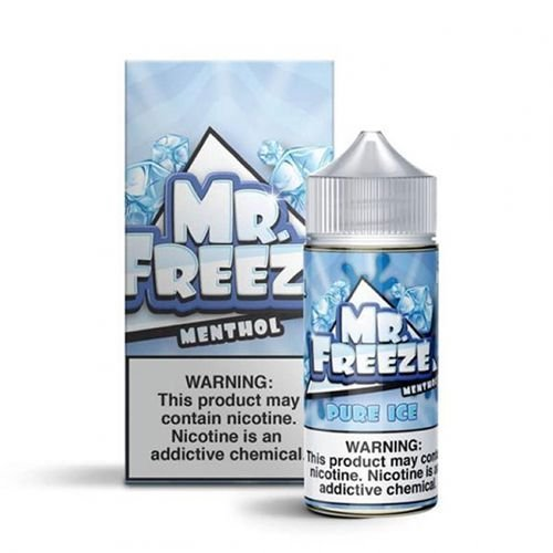 Líquido Pure Ice - Mr. Freeze