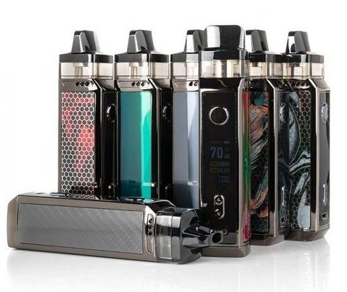Pod System Vinci X 70w - Limited Edition - VOOPOO