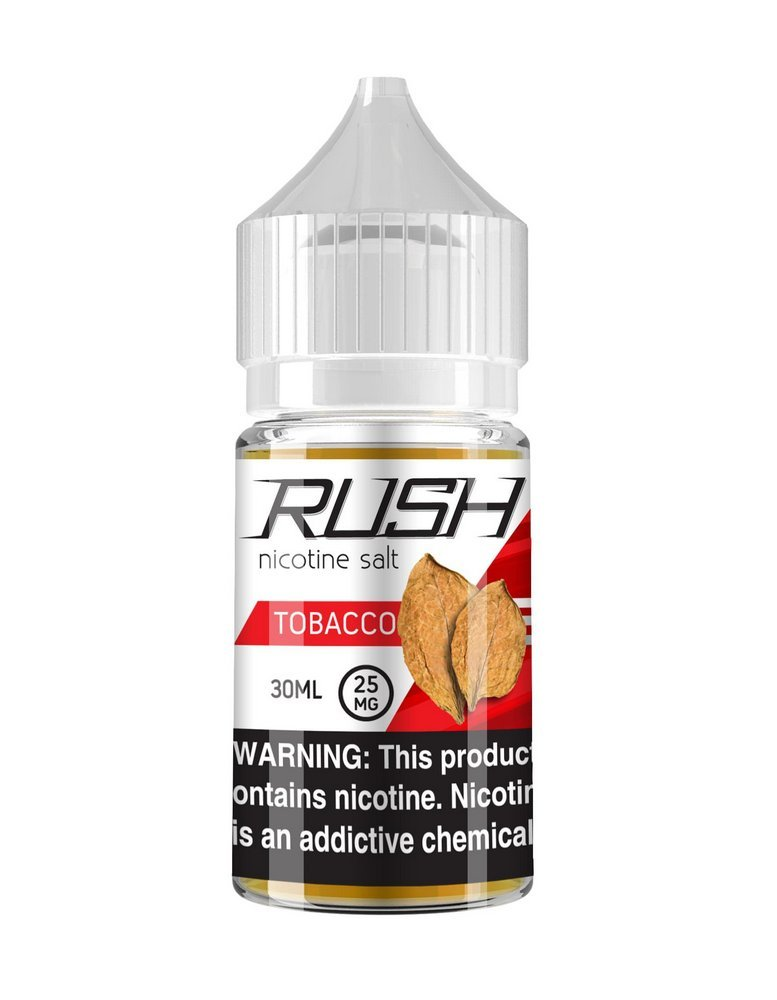 Líquido Tobacco SaltNic / Salt Nicotine - Rush