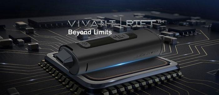 Vaporizador de Ervas - Rift - Vivant