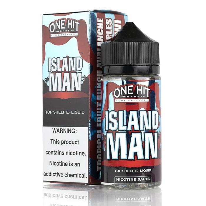 Líquido Island Man SaltNic / Salt Nicotine - One Hit Wonder e-Liquid