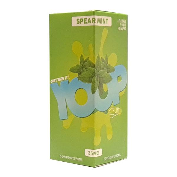 Líquido Spear Mint - SaltNic / Salt Nicotine - YOOP