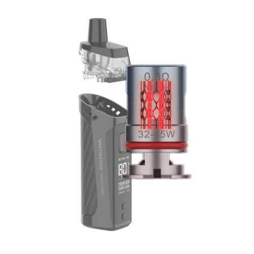 Pod System Target PM80 Sub-ohm - Vaporesso