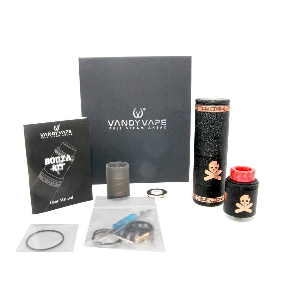 Kit Bonza Vape 1.5 RDA Vandy Vape