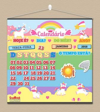 cartaz-para-sala-de-aula-calendario-unicornios