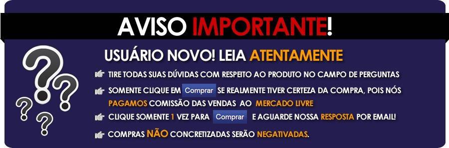 BG Parts - Aviso