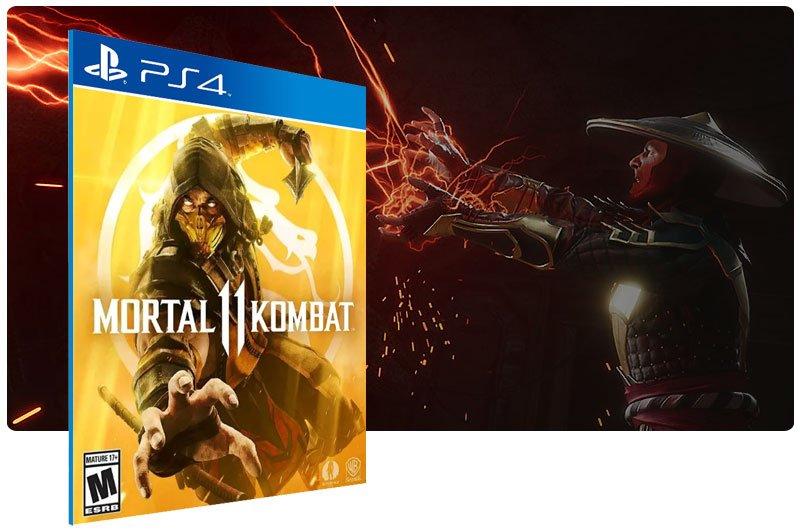 Mortal Kombat 11 - Ps4 Psn Mídia Digital - NATION GAMES