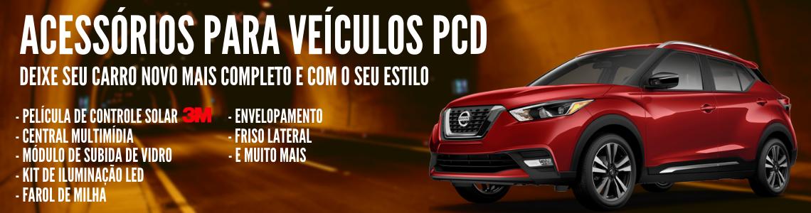 Acessórios Veículos PCD