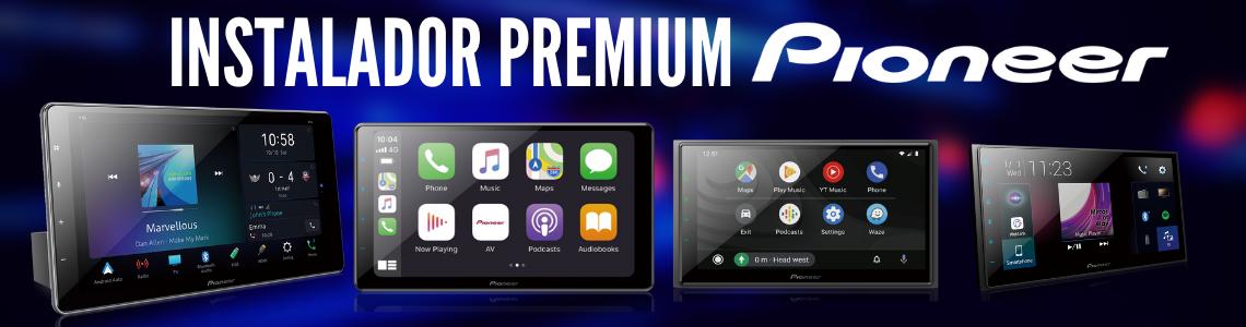 Instalador Premium Pioneer
