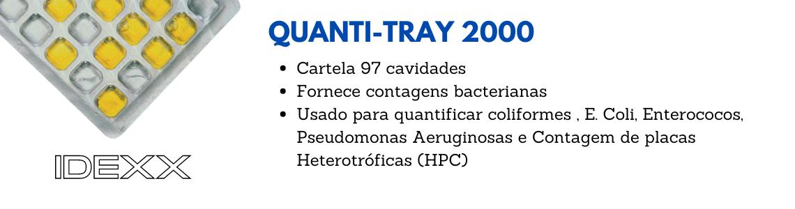 Quanty-Tray White