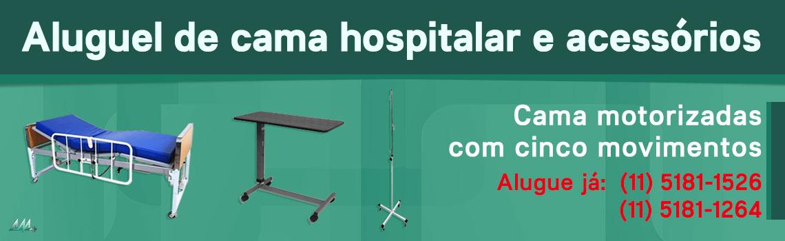 Aluguel de Camas Hospitalares