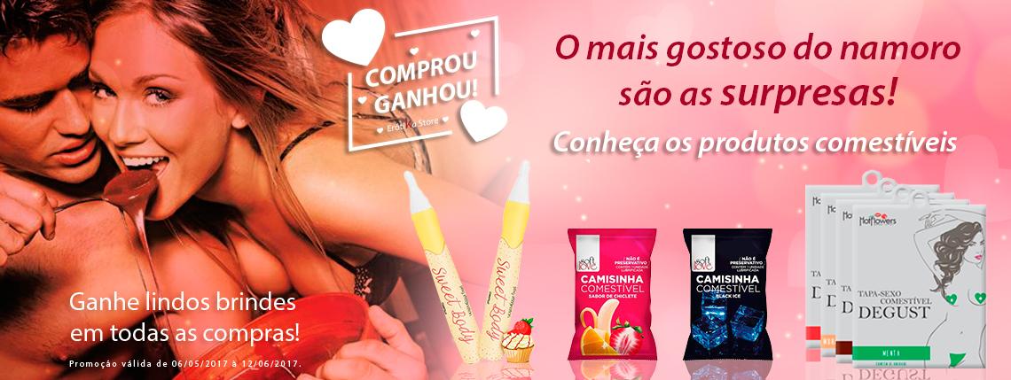 Banner Dia dos Namorados Comestiveis