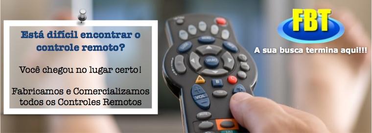 FBT Remote Control - Está difícil?