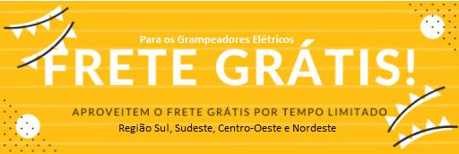 Frete Grátis - Região Sul, Sudeste, Nordeste