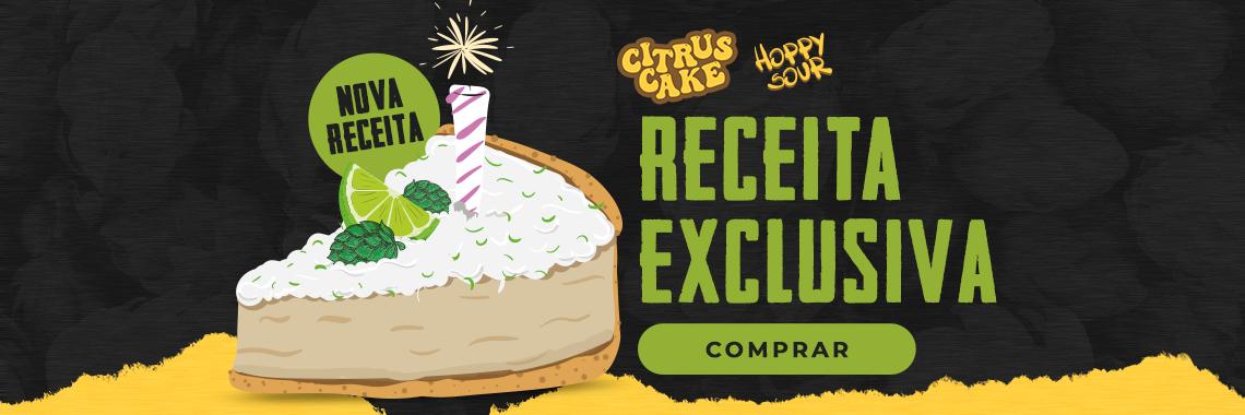 Citrus Cake - Lançamento