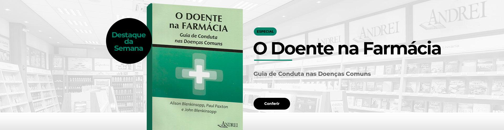 o doente na farmacia