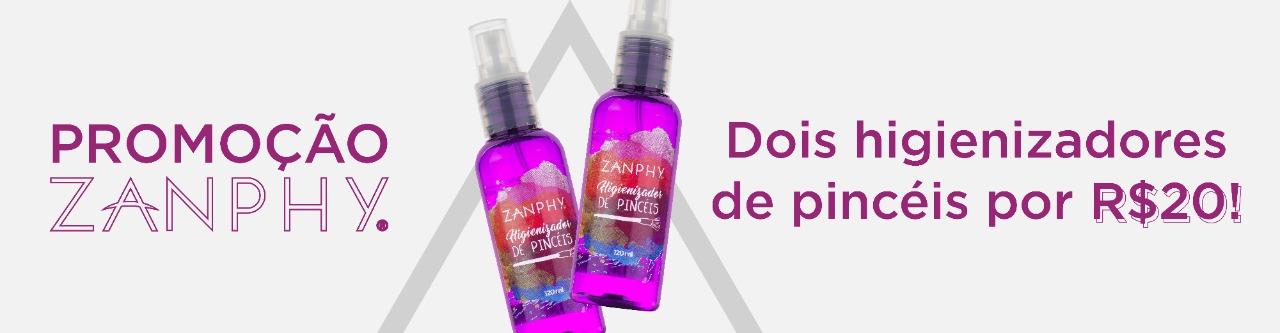 Higienizador de Pincéis 2 por R$20,00