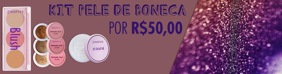 KIT PELE DE BONECA