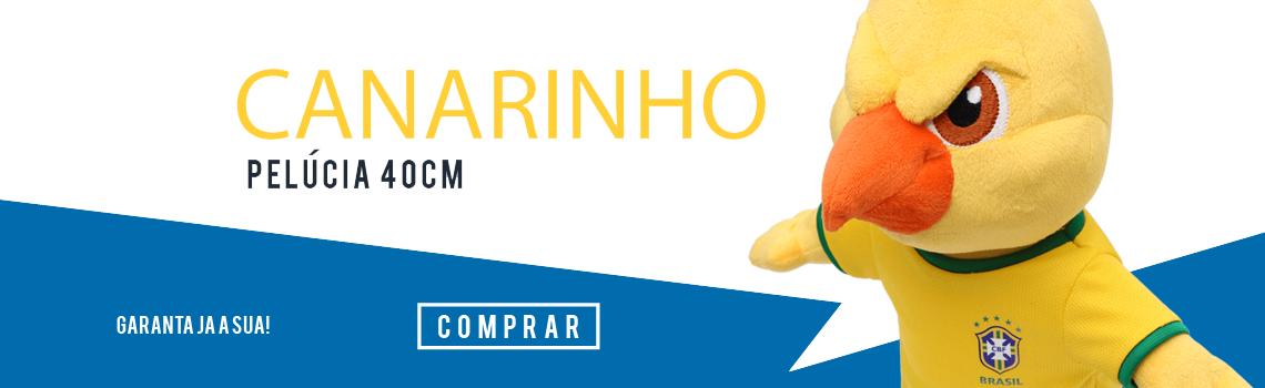 Mascote Canarinho