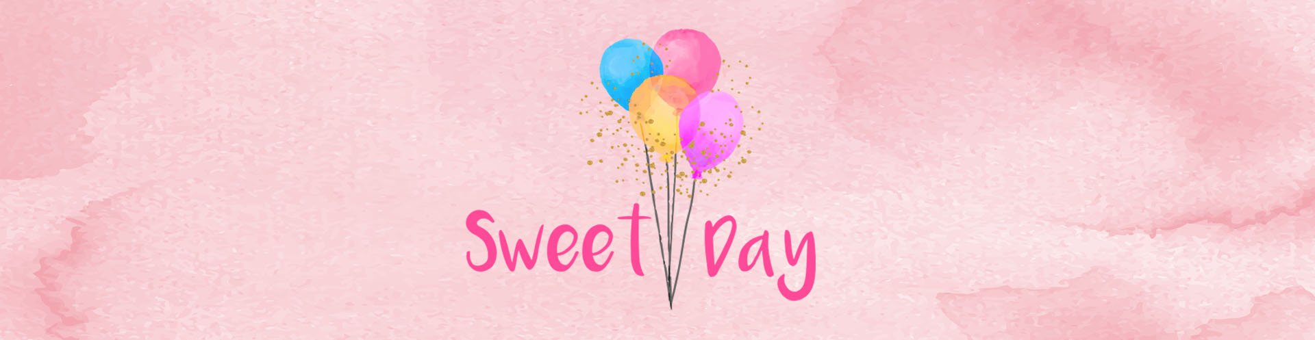 Banner Sweet Day