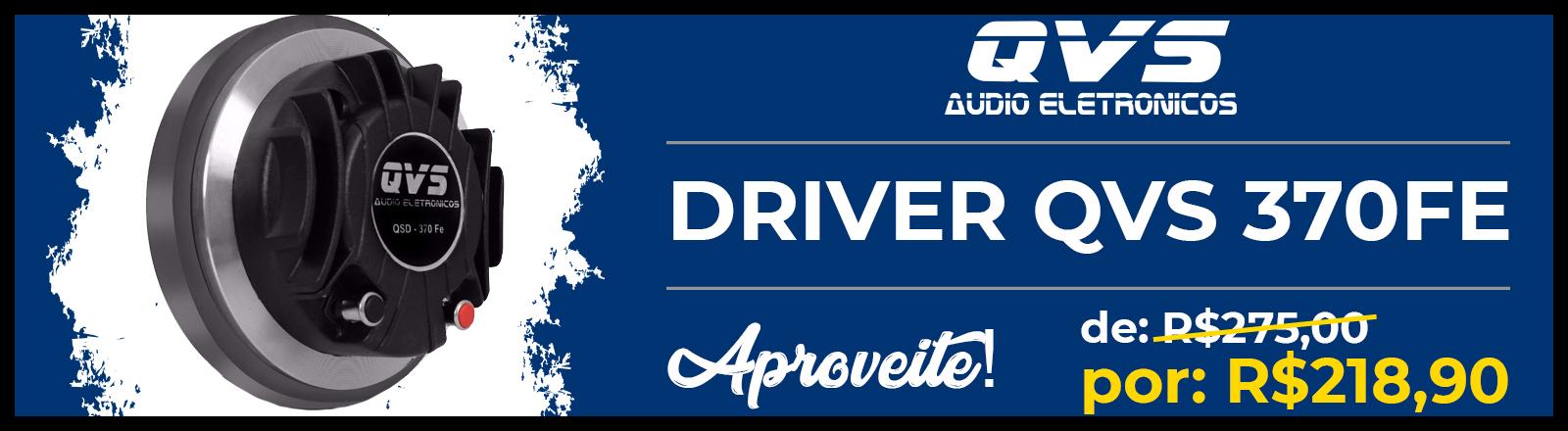 Driver QVS 370FE