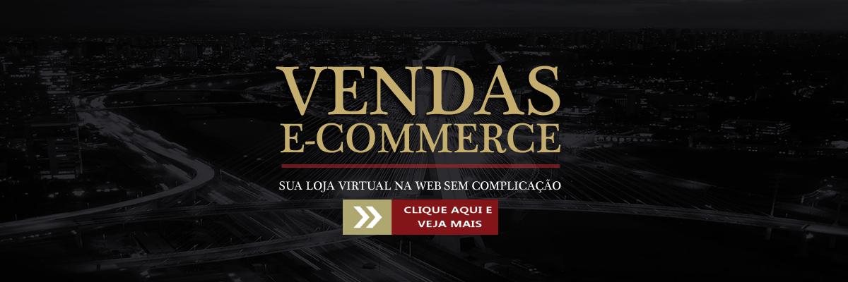Banner - Vendas E-commerce