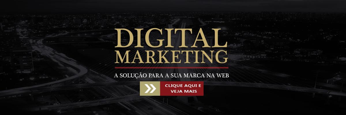 Banner - Digital Marketing
