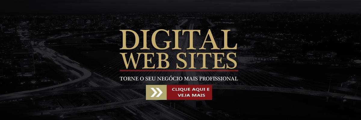 Banner - Digital Web sites